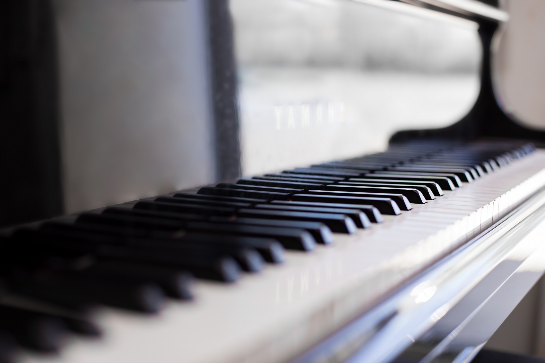 Did we mention the real piano?